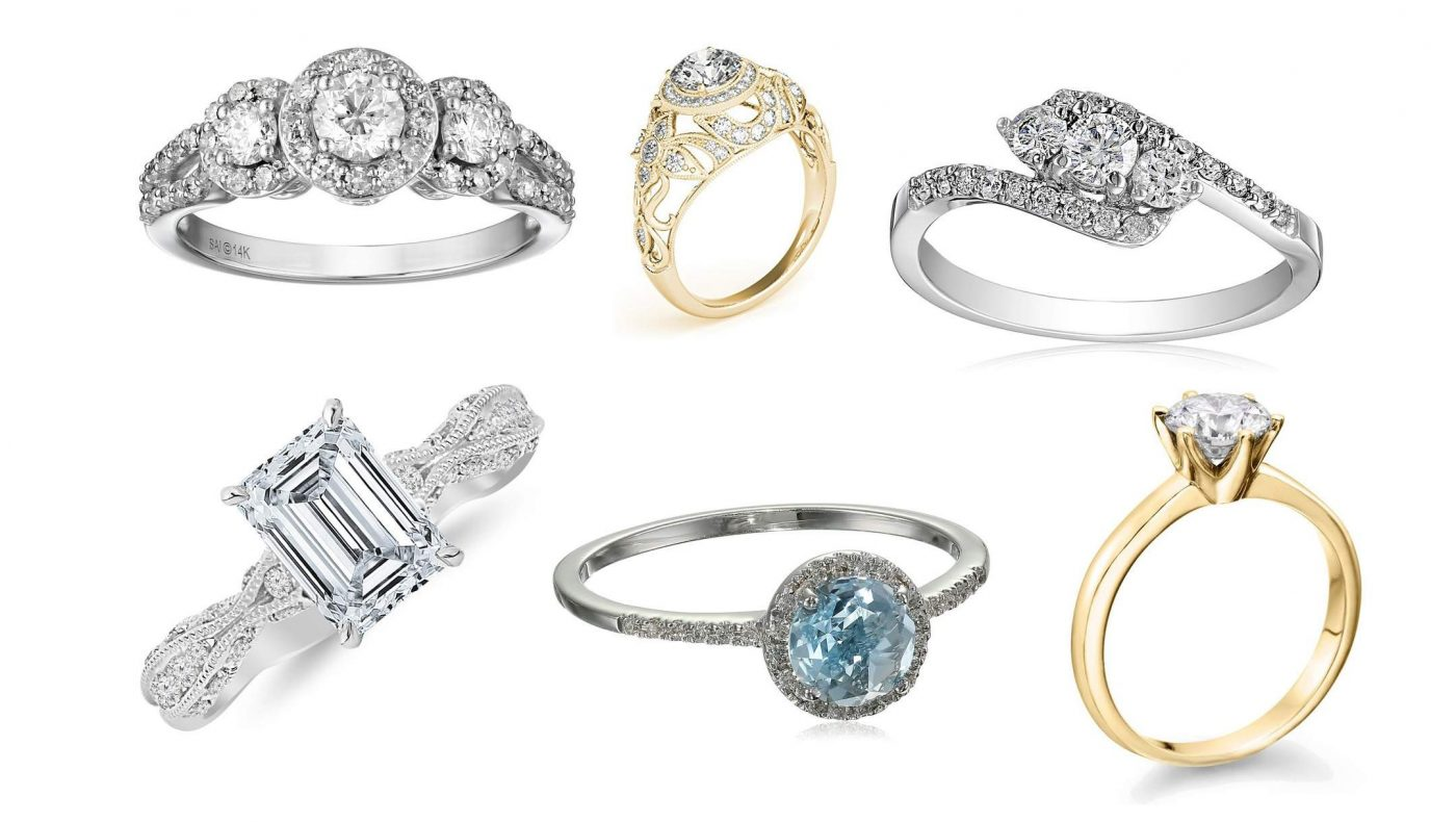 Diamond District Nyc Engagement Rings